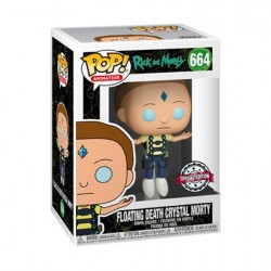 Figur Pop! Rick and Morty Floating Death Crystal Morty Limited Edition Funko Online Shop Switzerland