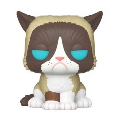 Figur Pop! Icons Grumpy Cat Funko Online Shop Switzerland