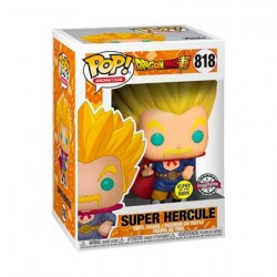 Figur Pop! Glow in the Dark Dragon Ball Super Super Saiyan Hercule Limited Edition Funko Online Shop Switzerland