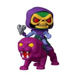 Figurine Pop! Ride Les Maîters de L'Univers Skeletor sur Panthère Funko Boutique en Ligne Suisse