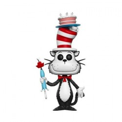 Figur Pop! Dr Seuss Cat in The Hat with Cake and Umbrella Limited Edition Funko Online Shop Switzerland