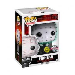 Figurine Pop! Phosphorescent Hellraiser 3 Pinhead Edition Limitée Funko Boutique en Ligne Suisse