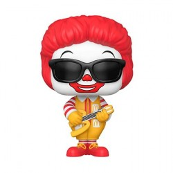 Figur Pop! McDonald's Ronald McDonald Rock Out Funko Online Shop Switzerland
