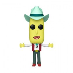 Figurine Pop! Rick et Morty Mr. Poopybutthole Funko Boutique en Ligne Suisse