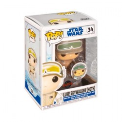Figur Pop! Star Wars Luke Skywalker Hoth with Pin Limited Edition Funko Online Shop Switzerland