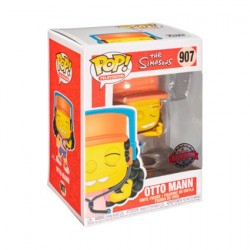 Figur Pop! The Simpsons Otto Mann Limited Edition Funko Online Shop Switzerland