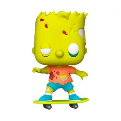 Figur Pop! The Simpsons Zombie Bart Simpson Funko Online Shop Switzerland