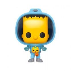Figurine Pop! Les Simpsons Bart Simpson avec Chestburster Maggie Funko Boutique en Ligne Suisse
