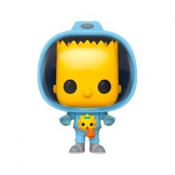 Figur Pop! The Simpsons Bart Simpson with Chestburster Maggie Funko Online Shop Switzerland