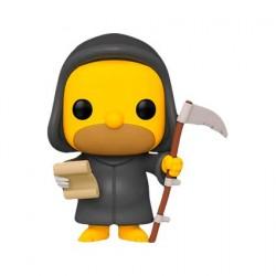 Figurine Pop! Les Simpsons Grim Reaper Homer Funko Boutique en Ligne Suisse