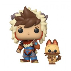 Figur Pop! Monster Hunter Stories Lute and Navirou Funko Online Shop Switzerland