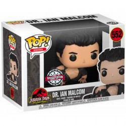 Figur Pop! Jurassic Park Wounded Dr. Malcolm Limited Edition Funko Online Shop Switzerland