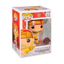 Figur Pop! Catch WWE Hulk Hogan Wrestlemania 3 Limited Edition Funko Online Shop Switzerland