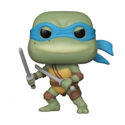 Figur Pop! Teenage Mutant Ninja Turtles Leonardo Funko Online Shop Switzerland