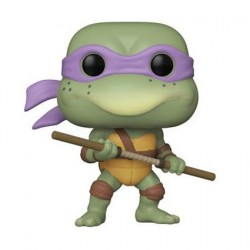 Figur Pop! Teenage Mutant Ninja Turtles Donatello Funko Online Shop Switzerland