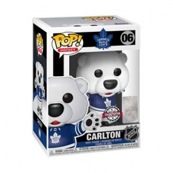 Pop! NHL Mascots Maple Leafs Carlton the Bear Limited Edition