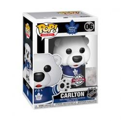 Figurine Pop! NHL Mascots Maple Leafs Carlton the Bear Edition Limitée Funko Boutique en Ligne Suisse