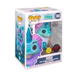 Figurine Pop! Phosphorescent Disney Raya et le Dernier Dragon Sisu en Dragon Edition Limitée Funko Boutique en Ligne Suisse