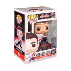 Figurine Pop! Hockey NHL Alex Ovechkin Washington Capitals Edition Limitée Funko Boutique en Ligne Suisse