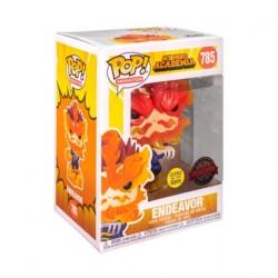 Figurine Pop! Phosphorescent My Hero Academia Endeavour Edition Limitée Funko Boutique en Ligne Suisse