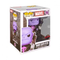 Pop! 15 cm Marvel Punisher Thanos Limited Edition