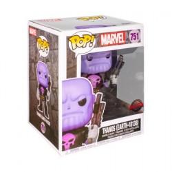 Figurine Pop! 15 cm Marvel Punisher Thanos Edition Limitée Funko Boutique en Ligne Suisse