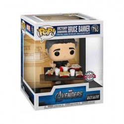 Pop! Marvel Avengers Bruce Banner Victory Shawarma Limited Edition