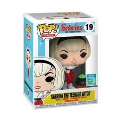 Figurine Pop! SDCC 2019 Sabrina the Teenage Witch Sabrina avec Chaudron Edition Limitée Funko Boutique en Ligne Suisse