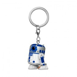 Figur Pop! Pocket Keychains Star Wars R2-D2 Funko Online Shop Switzerland