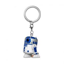 Figurine Pop! Pocket Porte Clés Star Wars R2-D2 Funko Boutique en Ligne Suisse