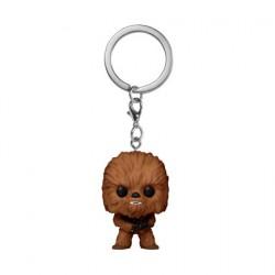 Figurine Pop! Pocket Porte Clés Star Wars Chewbacca Funko Boutique en Ligne Suisse