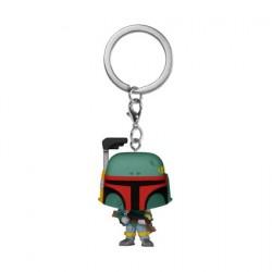 Figurine Pop! Pocket Porte Clés Star Wars Boba Fett Funko Boutique en Ligne Suisse
