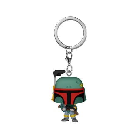 Figur Pop! Pocket Keychains Star Wars Boba Fett Funko Online Shop Switzerland