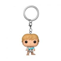 Figurine Pop! Pocket Porte Clés Star Wars Luke Skywalker Funko Boutique en Ligne Suisse