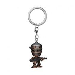 Figurine Pop! Pocket Porte Clés Star Wars The Mandalorian IG-11 Funko Boutique en Ligne Suisse