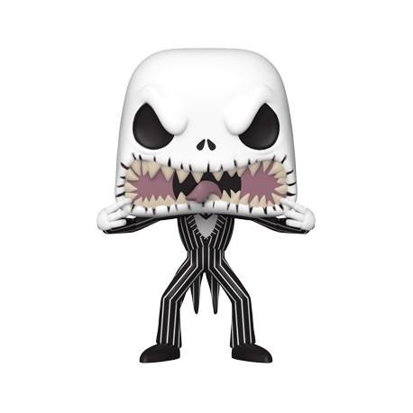 Figur Pop! The Nightmare Before Christmas Jack Skellington Scary Face Funko Online Shop Switzerland