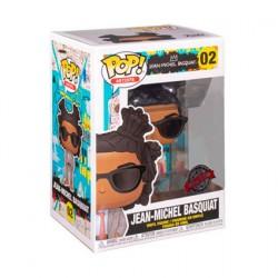 Figur Pop! Artists John Michel Basquiat Limited Edition Funko Online Shop Switzerland