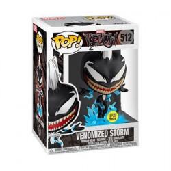 Figurine Pop! Phosphorescent Marvel Venomized Storm Edition Limitée Funko Boutique en Ligne Suisse