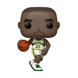 Figurine Pop! NBA Basketball Gary Payton Seattle Supersonics Funko Boutique en Ligne Suisse