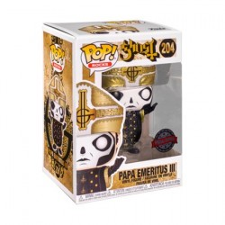 Figur Pop! Ghost Papa Emeritus III Limited Edition Funko Online Shop Switzerland