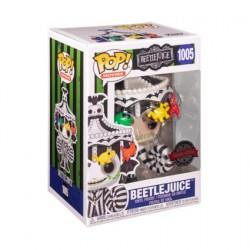 Figur Pop! Beetlejuice with Hat Limited Edition Funko Online Shop Switzerland