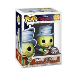 Figurine Pop! Diamond Disney Pinocchio Street Jiminy Cricket Edition Limitée Funko Boutique en Ligne Suisse