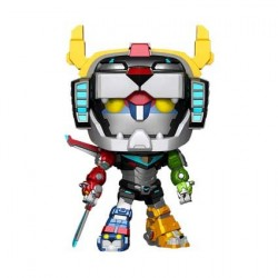 Figur Pop! 15 cm Metallic Voltron Legendary Defender Voltronn Limited Edition Funko Online Shop Switzerland