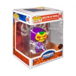 Figurine Pop! 15 cm Les Maîtres de l'Univers Skeletor sur son Throne Edition Limitée Funko Boutique en Ligne Suisse