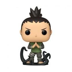 Figurine Pop! Naruto Shippuden Shikamaru Nara Funko Boutique en Ligne Suisse