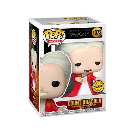 Figur Pop! Movie Dracula Conte Dracula Chase Limited Edition Funko Online Shop Switzerland