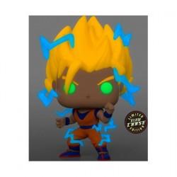 Figurine Pop! Phosphorescent Dragon Ball Z Goku Super Saiyan 2 Chase Edition Limitée Funko Boutique en Ligne Suisse