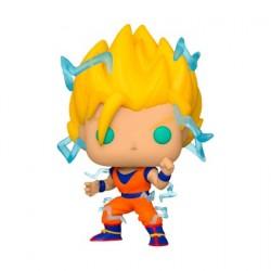 Figurine Pop! Dragon Ball Z Goku Super Saiyan 2 Edition Limitée Funko Boutique en Ligne Suisse