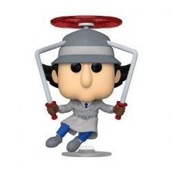 Figurine Pop! Inspecteur Gadget Flying Funko Boutique en Ligne Suisse