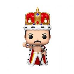 Figur Pop! Queen Freddie Mercury King Funko Online Shop Switzerland